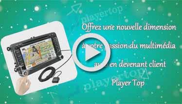 Video Autoradio Golf 5 Chez Player Top
