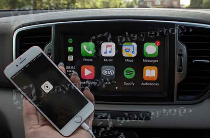 autoradio compatible iPhone