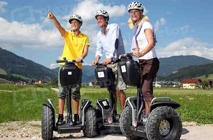 outdoor segway